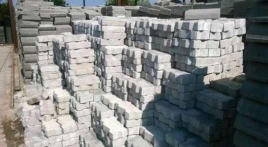Cabro paving blocks image 1