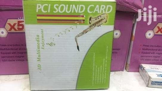 PCI Sound Card image 1