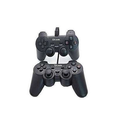 Double PC Game Pads