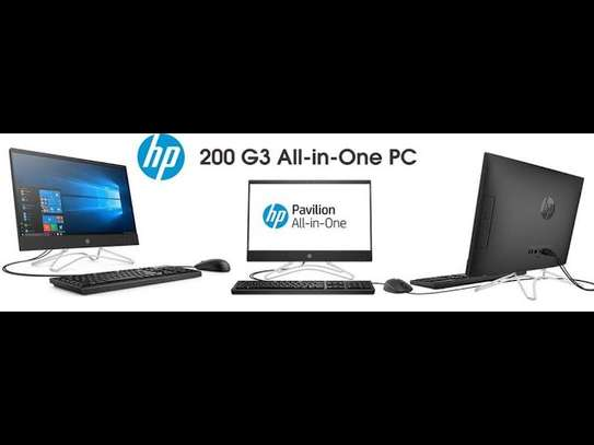 HP 200 G3 All-in-One PC 8th Gen image 1