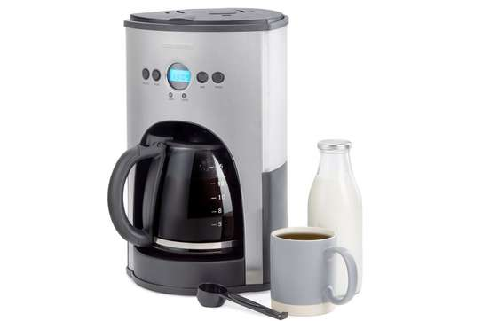 Andrew James Andrew James Filter Coffee Maker with Timer - Programmable