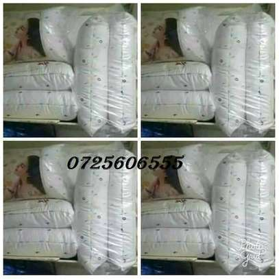 PURE FIBRE BED PILLOWS