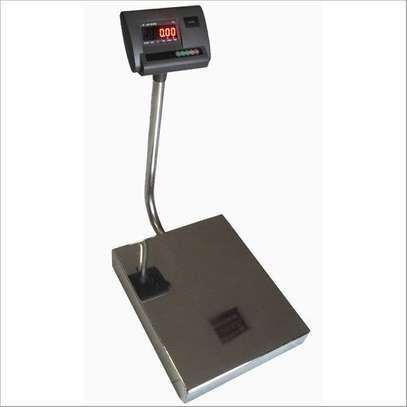 New A12 Digital Platform Weighing Scale. image 1