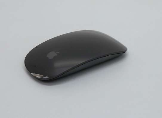 Apple Magic Mouse Bluetooth Rechargeable - Space Gray image 1