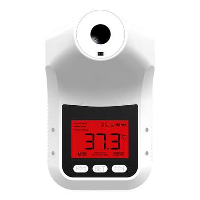 Automatic LCD Digital Wall Mount Thermometer image 4
