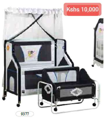 Baby Beds with wheels image 5