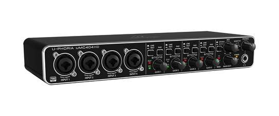 BEHRINGER Audio Interface, UMC404HD (UMC404HD) image 1