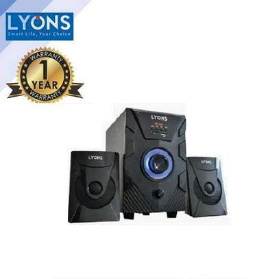 Lyons ELP-2562 2.1 Channel multimedia music system image 1