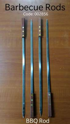 Set of 3 barbecue rod image 1