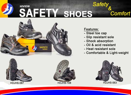 Safety Shoe No. HTS2012 (Box Of 10)
