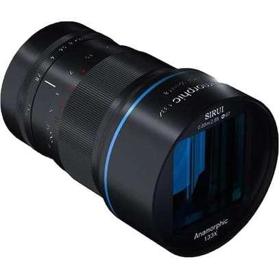 Sirui 50mm f/1.8 Anamorphic 1.33x Lens (Sony E-Mount) image 1