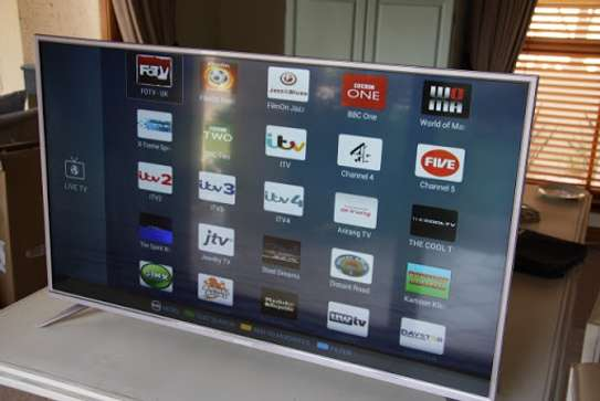 """sinotec 43"""" smart android tv image 1"""