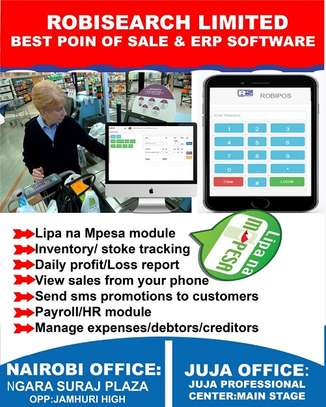 Advanced POS Point Of Sale System (POS)