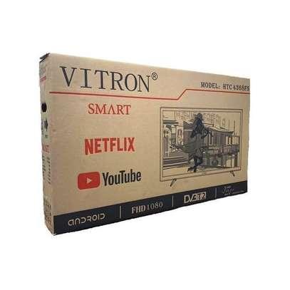 Vitron 43'' Smart Android TV FULL HD - Model HTC 4368S image 2