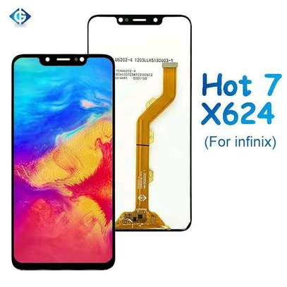 Infinix Hot 7 x624 image 1