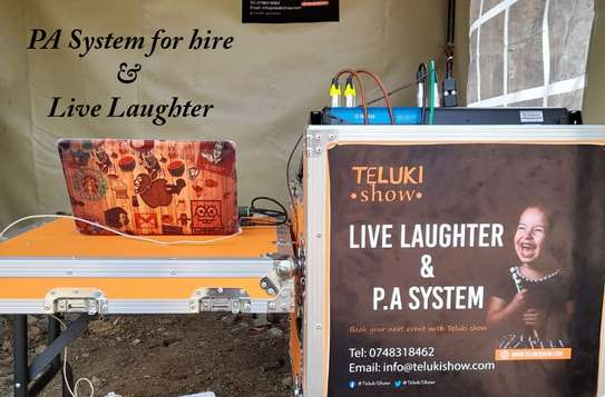 PA System For Hire image 2