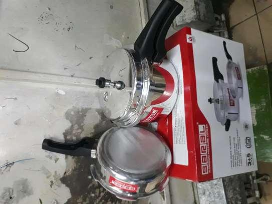 Combo Pressure cooker/5litre saral Pressure cooker/Pressure cooker image 2