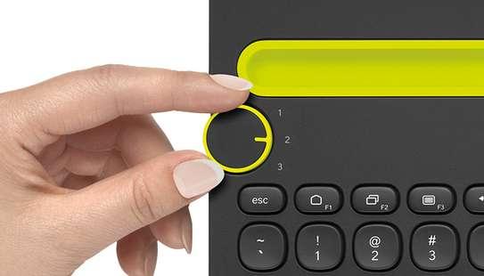 Logitech K480 Bluetooth Keyboard image 3