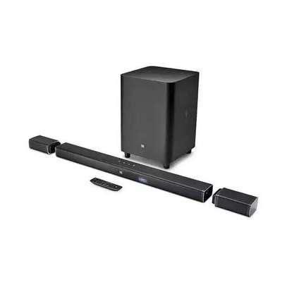 5.1 JBL sound bar system image 1