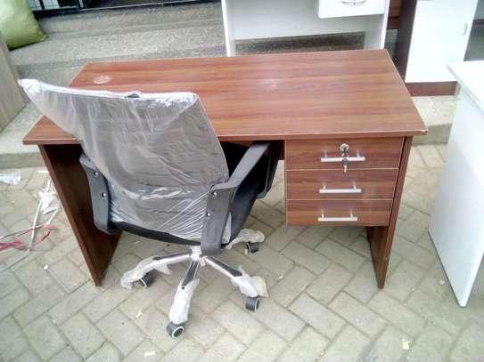 Complete set office desk image 1