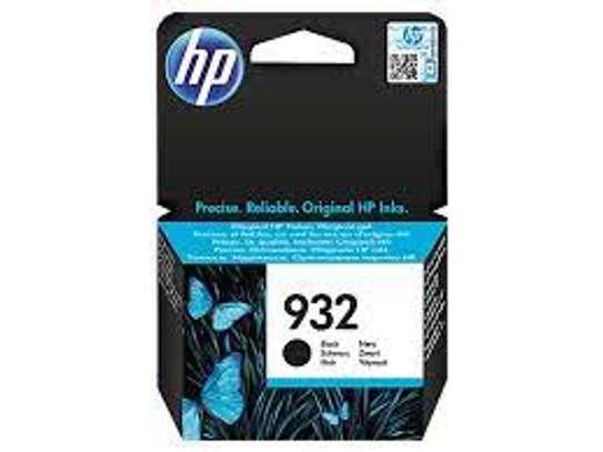 HP  932 ORIGINAL BLACK LASERJET CARTRIDGE image 1