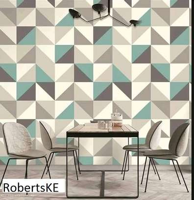 printed decorative wall papers image 1