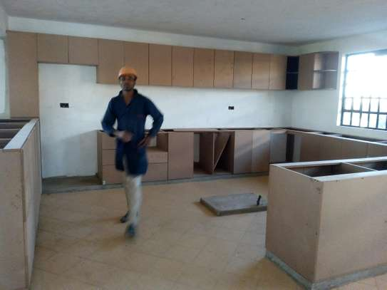 Kitchen cabinets and wardrobes