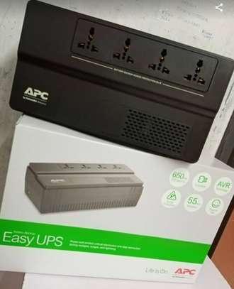 APC Back-UPS 650VA, 230V, AVR, Universal Sockets image 1