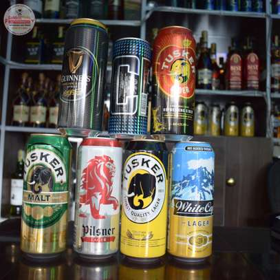 Canned Beer image 2