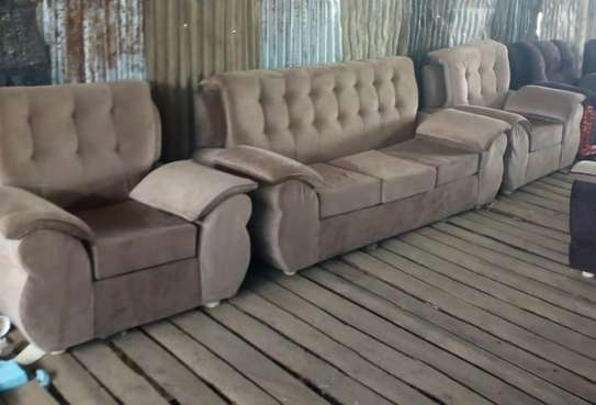 5seater Recliner sofa set image 1