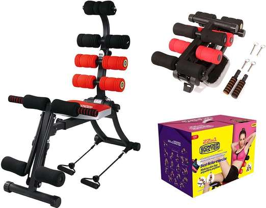 6 in 1 exercise care