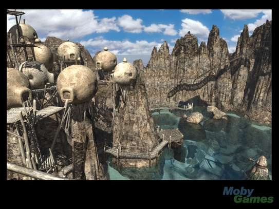 """""""RIVEN"""" THE SEQUEL TO MYST / ORIGINAL COMPUTER GAME! image 5"""