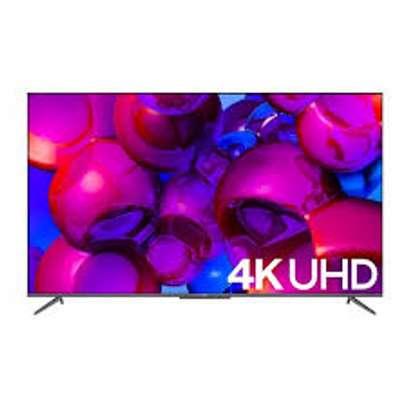 "TCL 55"" Smart Android 4K UHD IPQ TV New Model 2020 image 1"