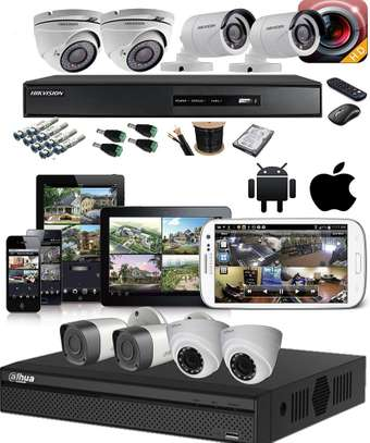 4 Channel CCTV Package Plus Installation image 2