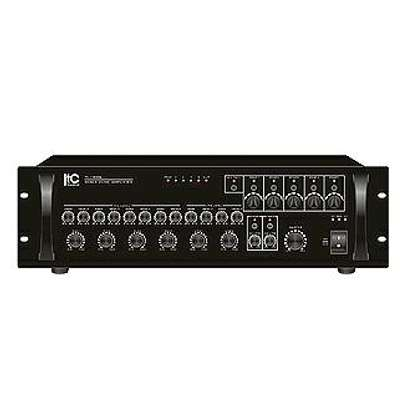 ITC TI-1206S 6 zone mixer amplifier.