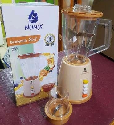 Nunix  2in 1 Blender image 1