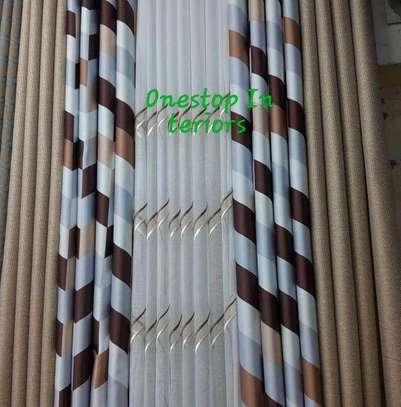 House Curtains and office blinds image 2