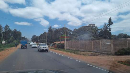 0.1 ha land for sale in Kikuyu Town image 2