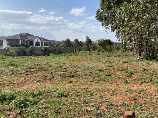 0.05 ha land for sale in Kikuyu Town image 1
