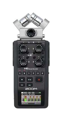 zoom h6 recorder image 1