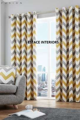 CURTAINS AND  FANCY SHEERS image 3