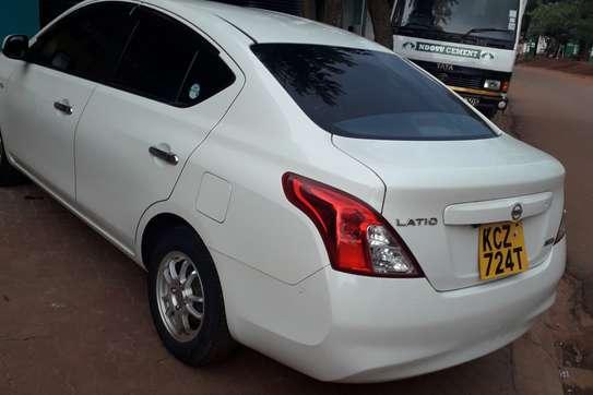 Nissan Latio image 4