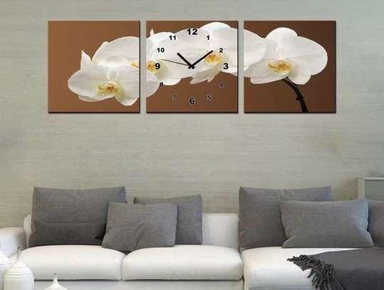 Rose wall clock image 1