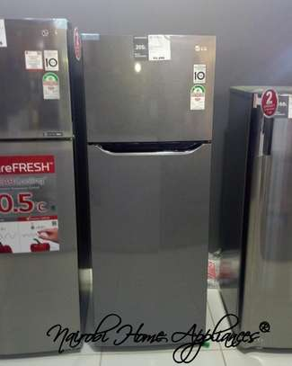 LG 205L Double Door Fridge image 1
