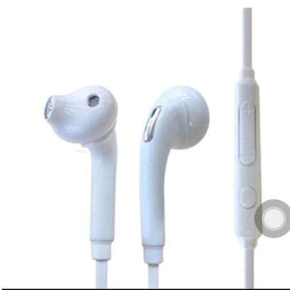 Universal Wired Earphone for Android - White