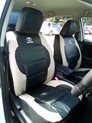 Cool colors car seat covers image 2
