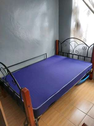 Bed and Mattress image 1
