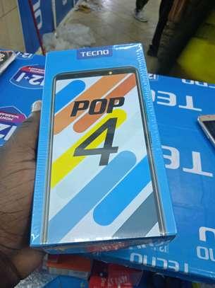 Tecno Pop 4 new 32gb 2gb ram 5000mAh big battery 8mp Camera image 2
