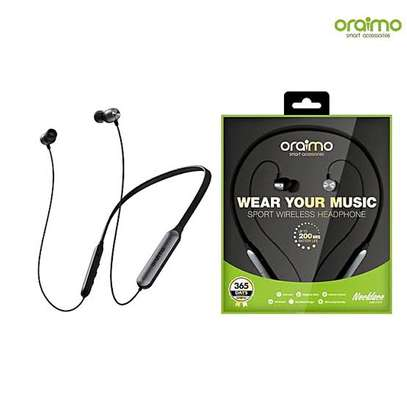 Oraimo Wireless Neckband Headsets image 1