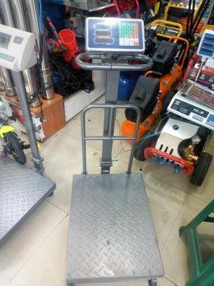 Digital Weighing Scale 600kg image 2